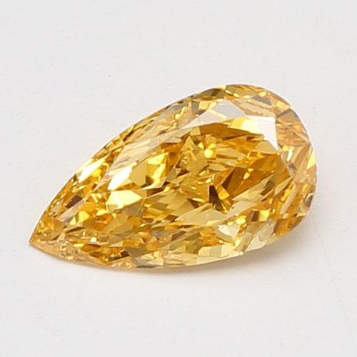 Fancy Orangish Yellow image